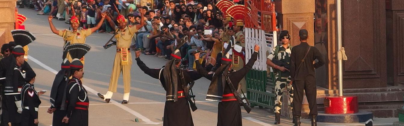 Wagah-Border-Ceremony